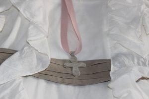 Cruz Vestido Comunión